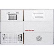 Scotch White Mailing Boxes
