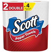 Scott Choose-A-Size Mega Roll Paper Towels