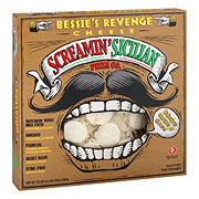 Screamin Sicilian Bessie's Revenge Cheese Pizza