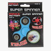 SDE Light Blue Super Spinner Fidget Spinner
