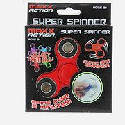 SDE Red Super Spinner Fidget Spinner