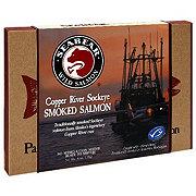 SeaBear Wild Copper River Sockeye Smoked Salmon