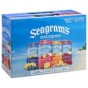 Seagram's Escapes 12 oz Cans Variety Pack