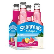 Seagram's Escapes Jamaican Me Happy 11.2 oz Bottles