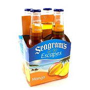 Seagram's Escapes Mango 11.2 oz Bottles