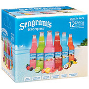 Seagram's Escapes Variety Pack 12 pk