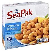 SeaPak Oven Crispy Popcorn Shrimp Family Size
