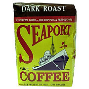 Seaport Dark Roast Coffee