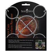 Sear 'N Smoke Beer Can Chicken Roaster