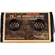 Sear 'N Smoke Borracho Chicken Cooker