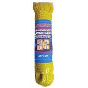 SeaSense Yellow Braided Polypropylene Rope -3/8 x 20'