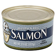 Season Blueback Red Salmon