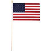 Seasonal Designs US Polycotton Hand Flags