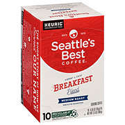 Seattle's Best Breakfast Blend Medium Roast Single Serve Coffee K Cups