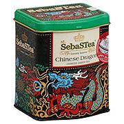 SebaSTea Chinese Dragon Jasmine Green Tea Luxury Leaves