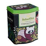 SebaSTea Chinese Panda Green Tea Luxury Leaves