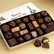 See's Candies Dark Chocolate