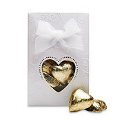 See's Candies Dark Chocolate Foil Wrapped Hearts