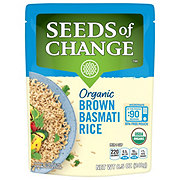 Seeds of Change Whole Grain Brown Basmati Rice