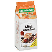 SEITENBACHER Seitenbacher All Natural Cereal Musli Natural Power German Spelt