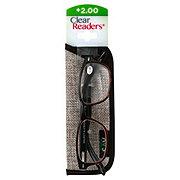 Select A Vision Plastic Wayfarer Demi +2.00