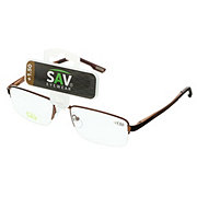 Select A Vision Semi Rimless Glasses +1.50