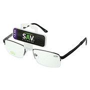 Select A Vision Semi Rimless Metal +2.50
