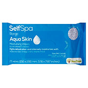 SelfSpa Aqua Moisturizing Wipes
