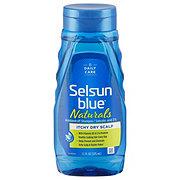 Selsun Blue Naturals Dandruff Shampoo