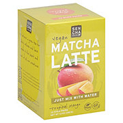 Sencha Naturals Matcha Latte Tropical Mango Sticks