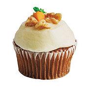 Sensational Carrot Cake Cupcake
