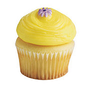 Sensational Lemon Cupcake