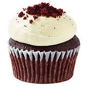 Sensational Red Velvet Cupcake
