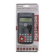 Sentry 2-Line 240 Function Scientific Calculator