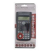 Sentry 2-Line 240 Function Scientific Calculator
