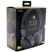 Sentry Black Diamond Headphones