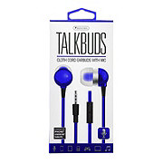 Sentry Blue Talkbuds, Earbuds With Mic