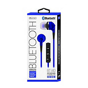 Sentry Bluetooth Earbuds Blue