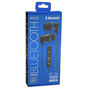 Sentry Bluetooth Earbuds With Microphone Blue