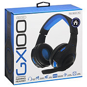 Sentry GX100 Gaming Headphones Blue