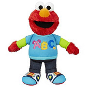 Sesame Street Plush Talking Abc Elmo