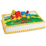 Sesame Street Tow Truck Cake