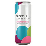 Seven Daughters Moscato Veneto 250 mL Cans