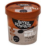 Seven Sundays Bircher Unsweetend Muesli Cup