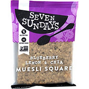 Seven Sundays Muesli Square Blueberry Lemon Chia