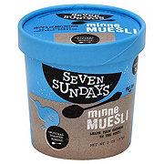 Seven Sundays Original Toasted Minne Muesli Cup