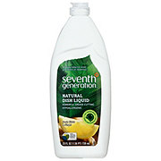 Seventh Generation Fresh Citrus & Ginger Natural Dish Soap