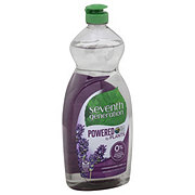 Seventh Generation Lavender Flower & Mint Scent Natural Dish Soap