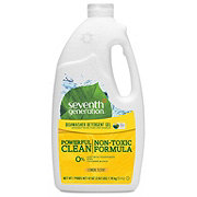 Seventh Generation Lemon Scent Automatic Dishwasher Detergent Gel
