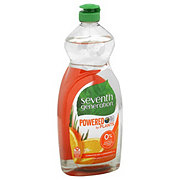 Seventh Generation Lemongrass & Clementine Zest Natural Dish Soap